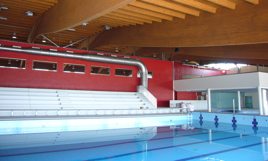 Goffredo engineering piscina maniago - Piscina di maniago ...